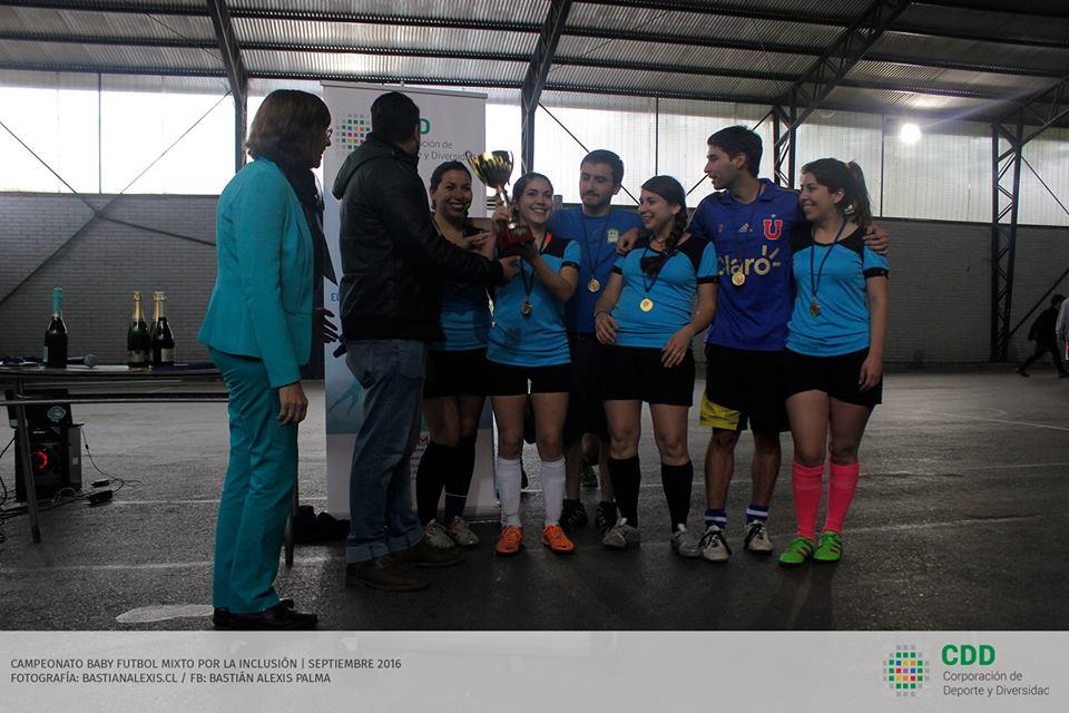 Gesnex apoyando el Deporte y la inclusión
